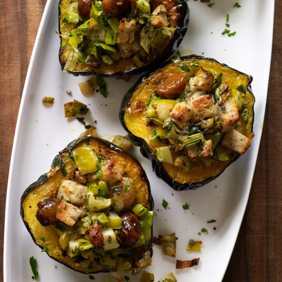 Easy Vegetarian Thanksgiving Recipes  Ve arian Thanksgiving