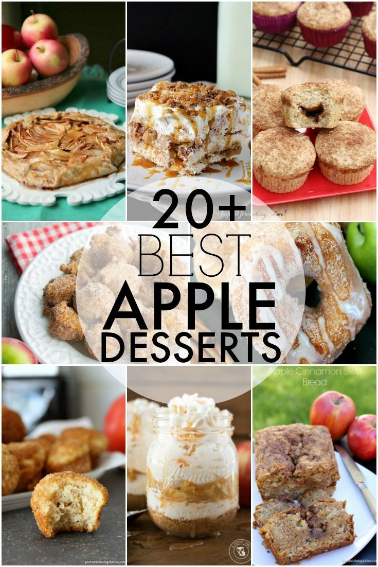 Fall Apple Desserts  17 Best images about recipes I ve pinned made & loved on