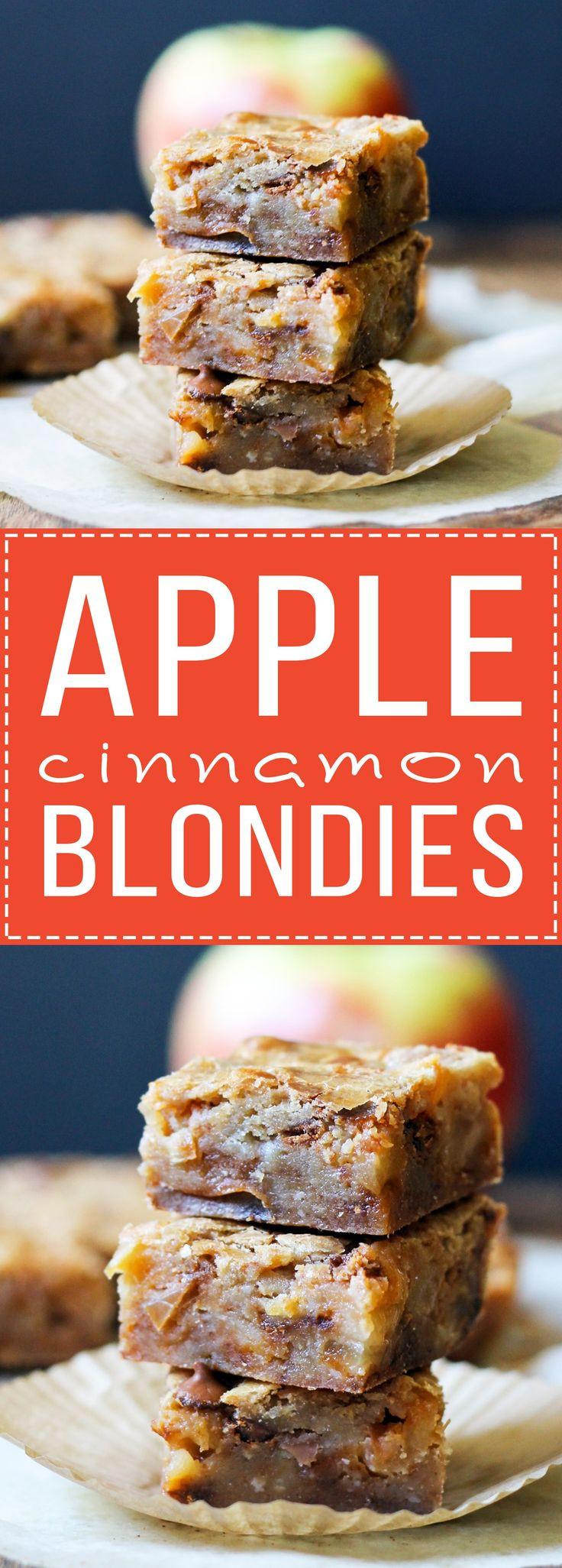 Fall Apple Recipes  Best 25 Apple desserts ideas on Pinterest