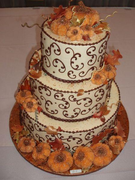 Fall Birthday Cake Ideas  24 Great Ideas for Fall Wedding Cake Decoration Style