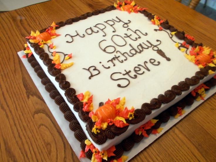 Fall Birthday Cake Ideas  Best 25 Fall birthday cakes ideas on Pinterest