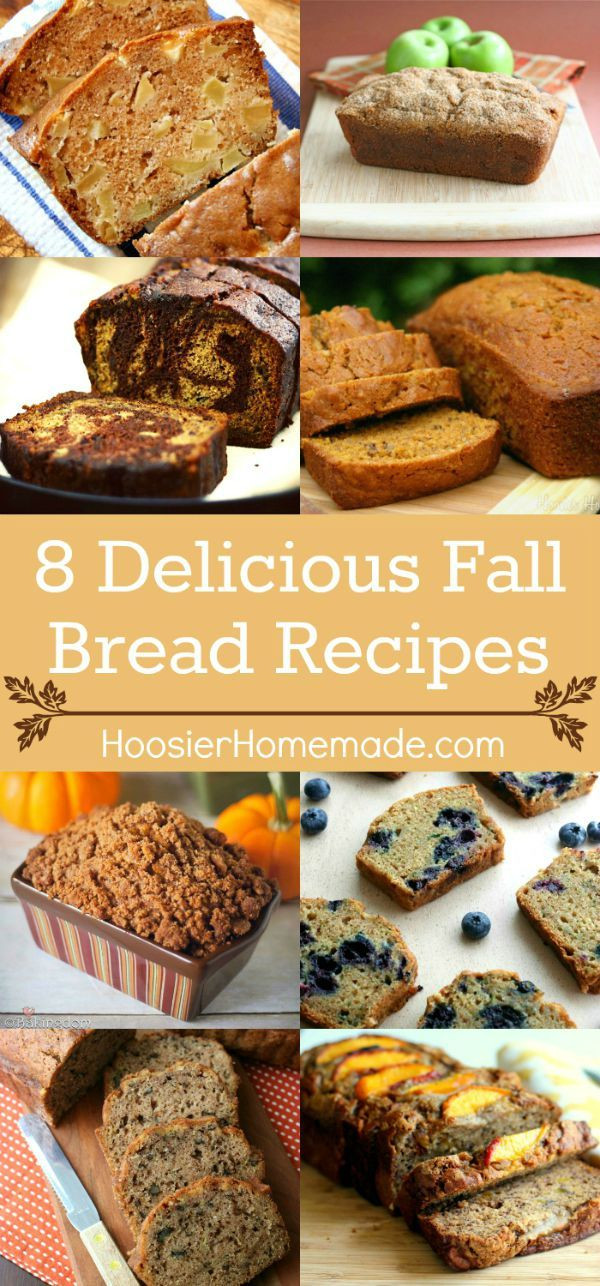 Fall Bread Recipes  31 best images about Recipes frozen bread roll and pizza