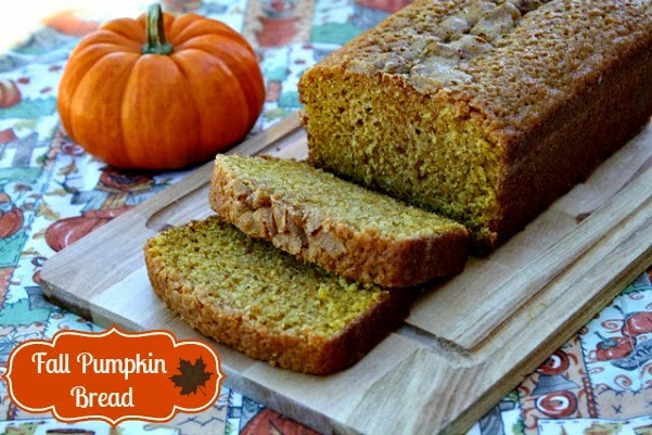 Fall Bread Recipes  Mommy s Kitchen Recipes From my Texas Kitchen Fall