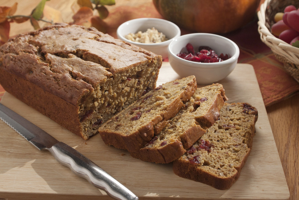 Fall Bread Recipes  Autumn Harvest Bread