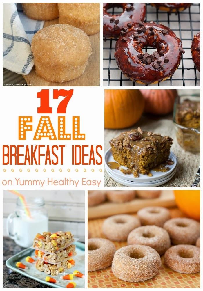 Fall Breakfast Recipe  17 Fall Breakfast Recipes Yummy Healthy Easy