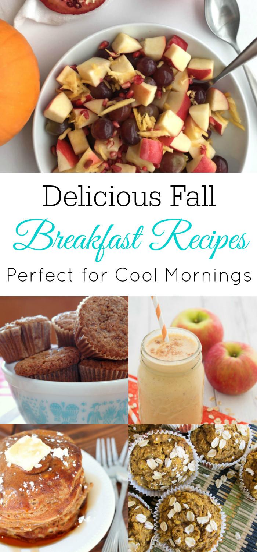 Fall Breakfast Recipe  10 Fall Breakfast Recipes Retro Housewife Goes Green