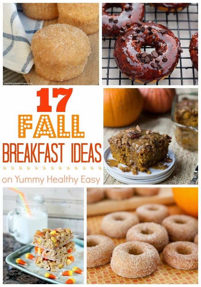 Fall Breakfast Recipes  17 Fall Breakfast Recipes Yummy Healthy Easy