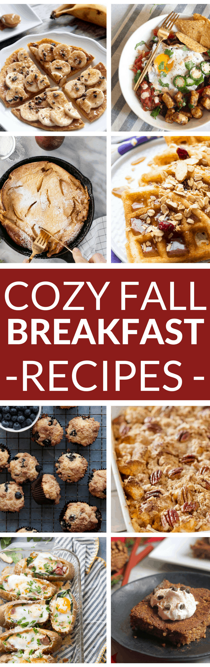 Fall Breakfast Recipes  25 Cozy Fall Breakfast Recipes Hummusapien