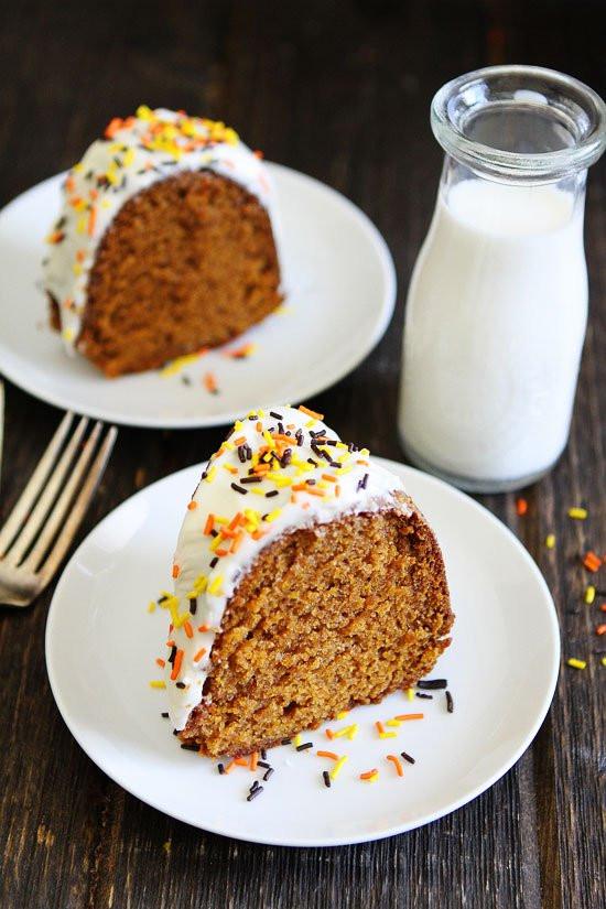 Fall Bundt Cake Recipes  Pumpkin Bundt Cake Recipe