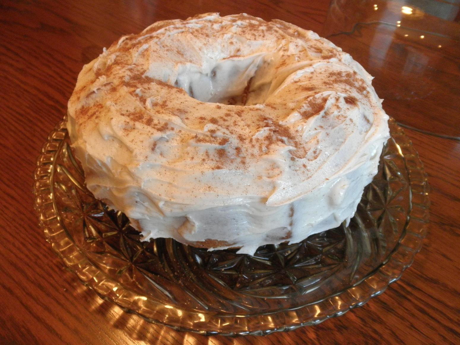 Fall Bundt Cake Recipes  Autumn Carrot Spice Cake a bundt cake Recipe