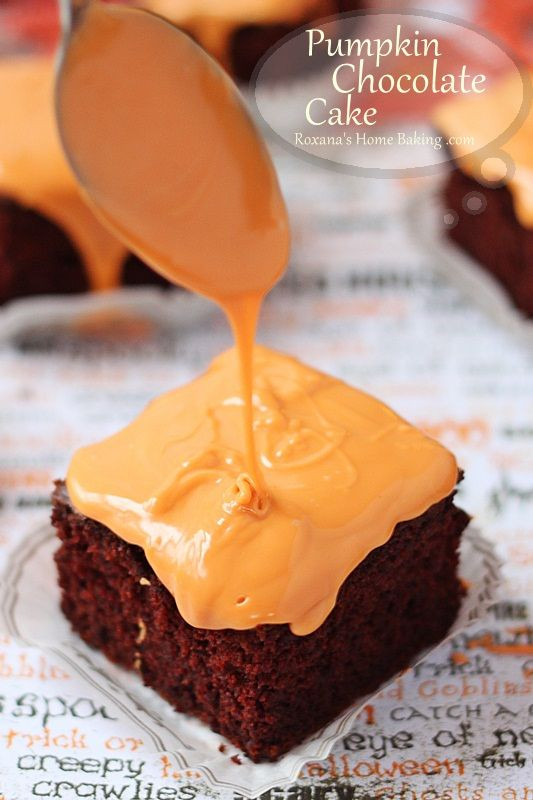 Fall Chocolate Desserts  2137 best Christmas Recipes & DIY images on Pinterest