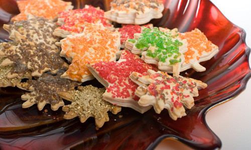 Fall Cookies Recipe  Fall Leaf Cookies Recipe Make Fall Leaf Cookies Filled