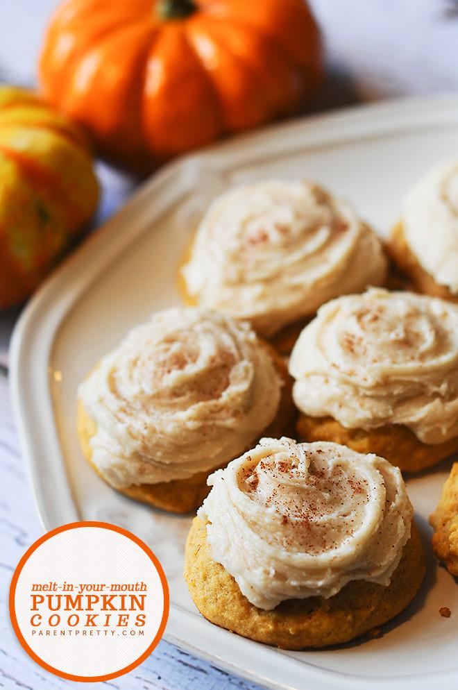 Fall Cookies Recipe  Best Pumpkin Recipes Fall Recipes The 36th AVENUE