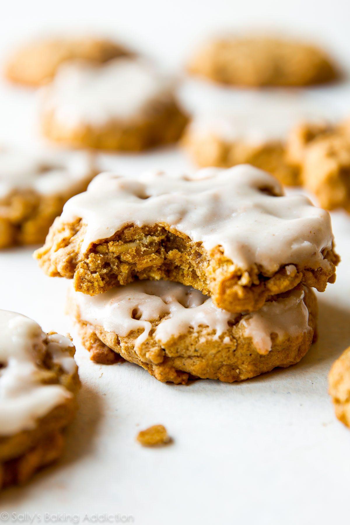 Fall Cookies Recipe  15 Amazing Fall Pumpkin Recipes
