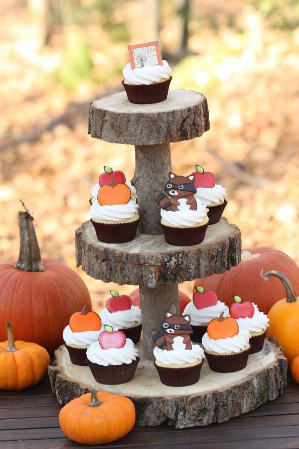 Fall Cupcakes Ideas  Fall Favorite Cupcake & Cookie Ideas