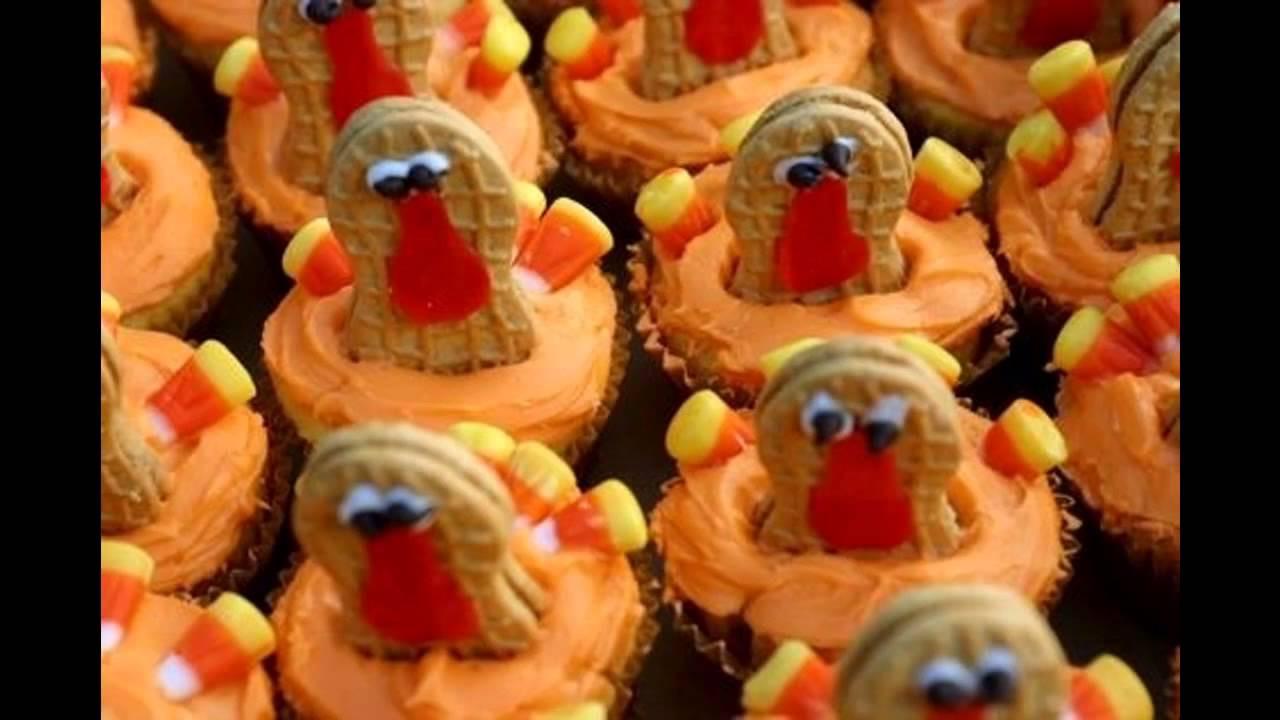 Fall Cupcakes Ideas  Awesome Fall cupcake Decorations ideas