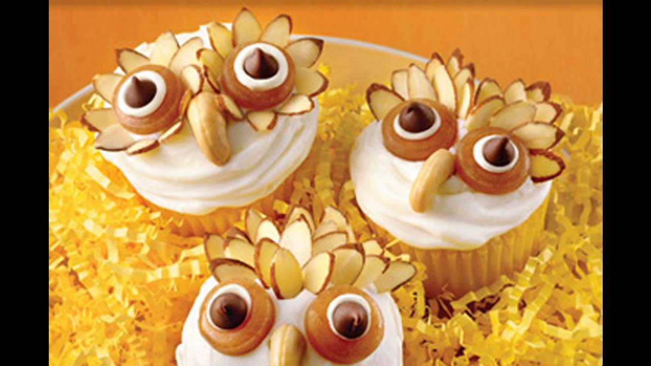 Fall Cupcakes Ideas  Home Fall cupcake decorating ideas