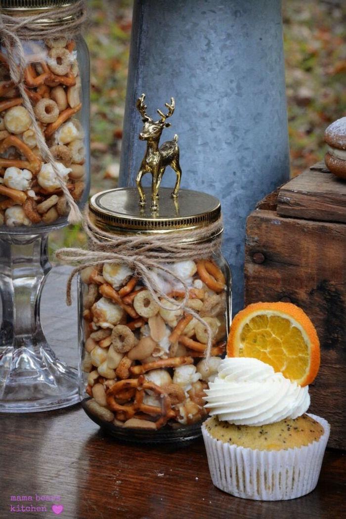 Fall Dessert Ideas  Kara s Party Ideas Fall Dessert Table