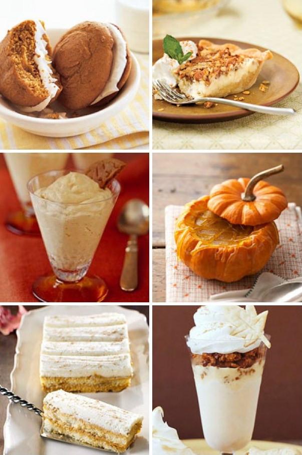 Fall Dessert Ideas  Autumn Graphics Picture Autumn Desserts
