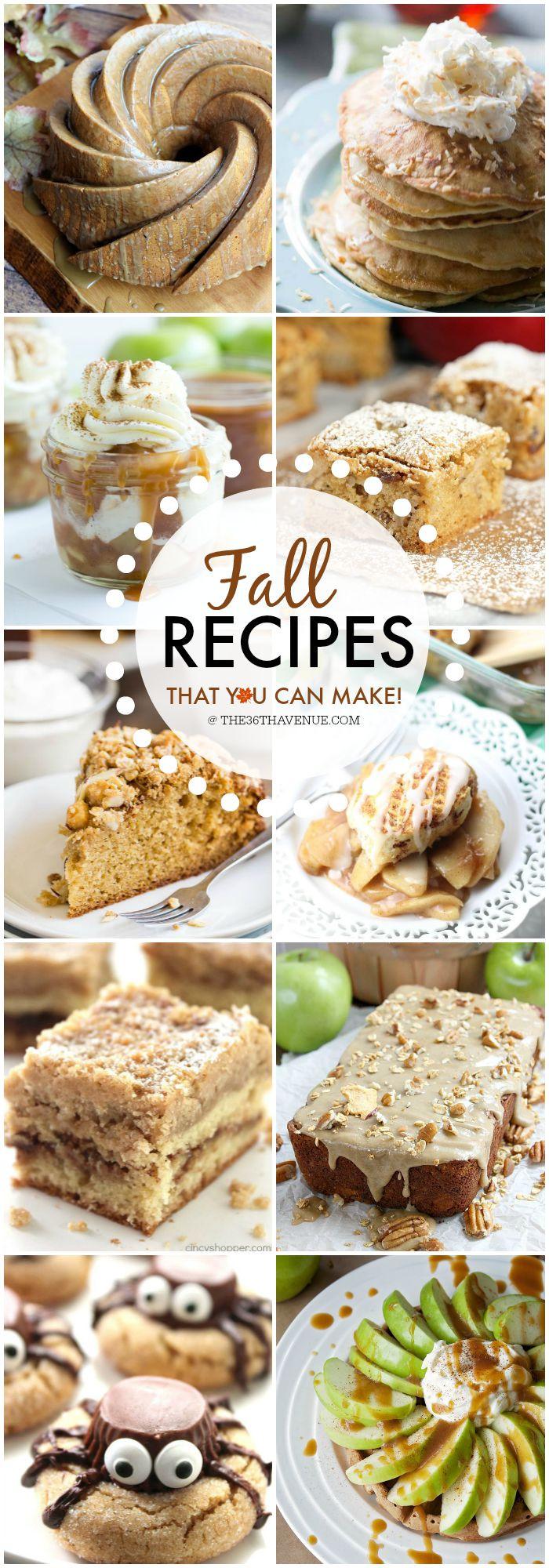 Fall Dessert Recipes  Chocolate Peanut Butter Acorns The 36th AVENUE