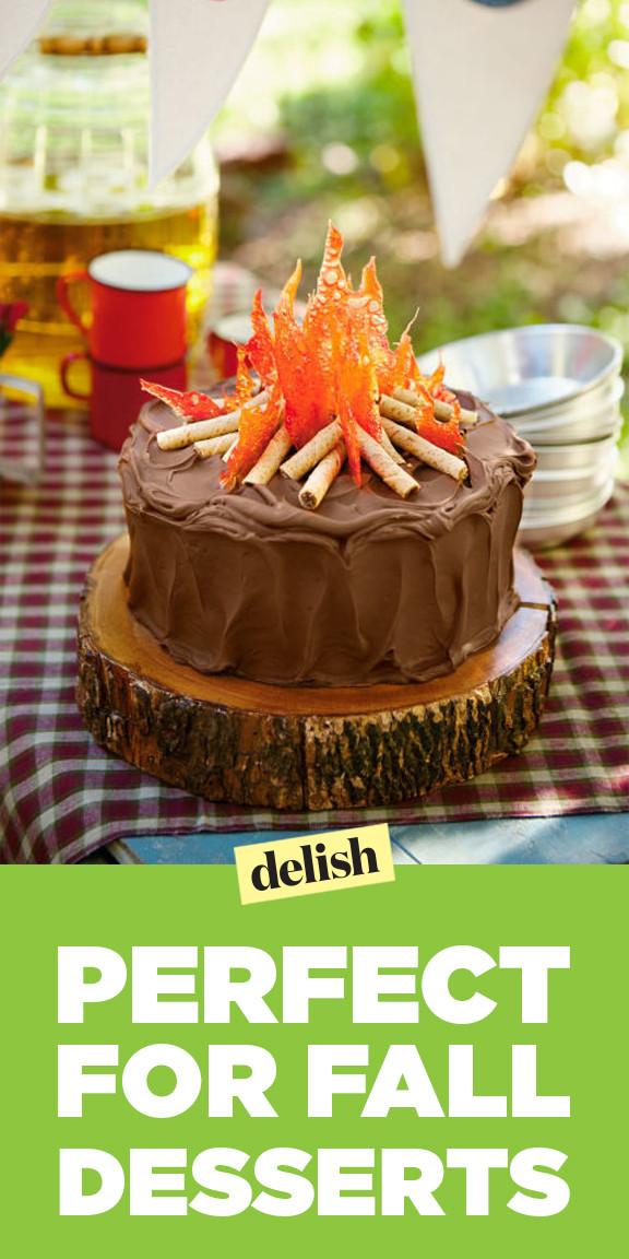 Fall Dessert Recipes  100 Easy Fall Desserts Recipes for Best Autumn Dessert