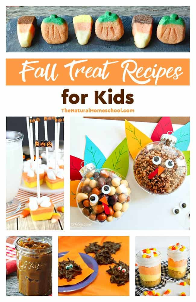 Fall Desserts For Kids  Fall Recipes for Kids Creative Treats The Natural