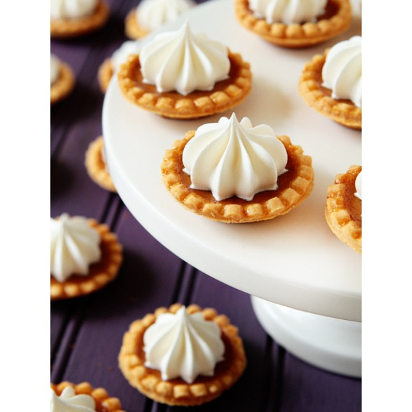 Fall Desserts Recipes  Mini Fall Desserts Miniature Dessert Recipes