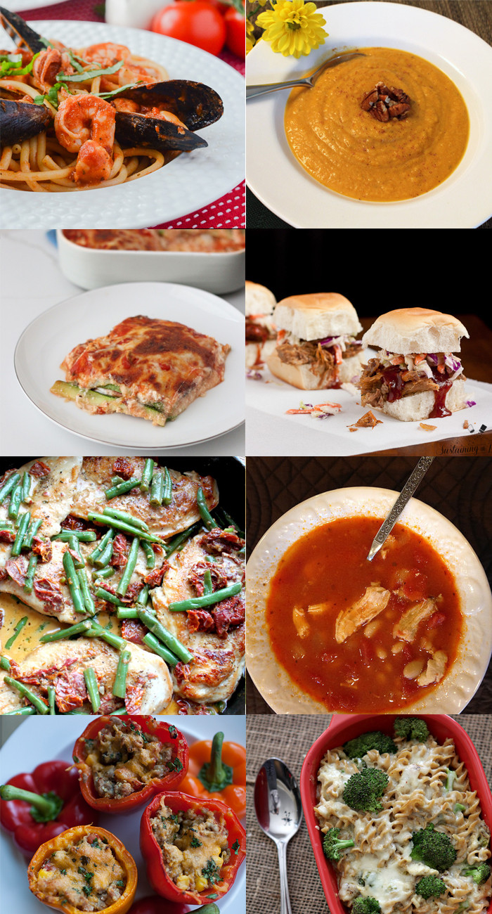 Fall Dinner Ideas  16 Fall Dinner Recipes Ideas