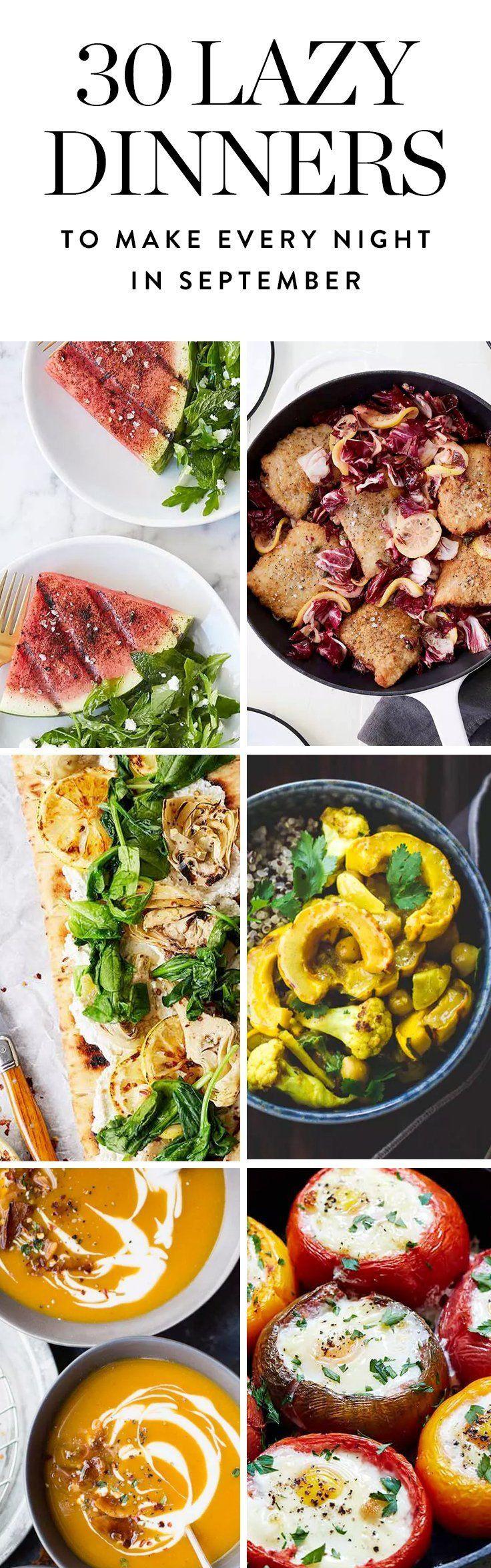 Fall Dinner Ideas  Best 25 Fall dinner recipes ideas on Pinterest