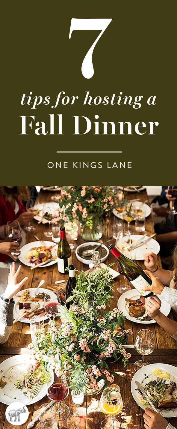 Fall Dinner Party Ideas  Best 25 Casual dinner parties ideas on Pinterest