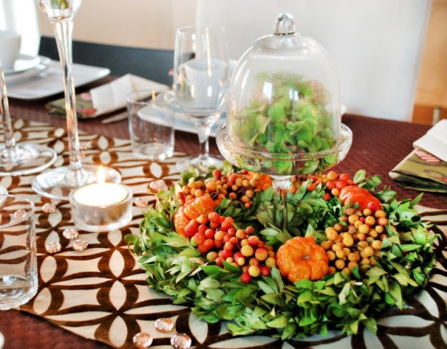 Fall Dinner Party Ideas  ciao newport beach autumn dinner party ideas & decor