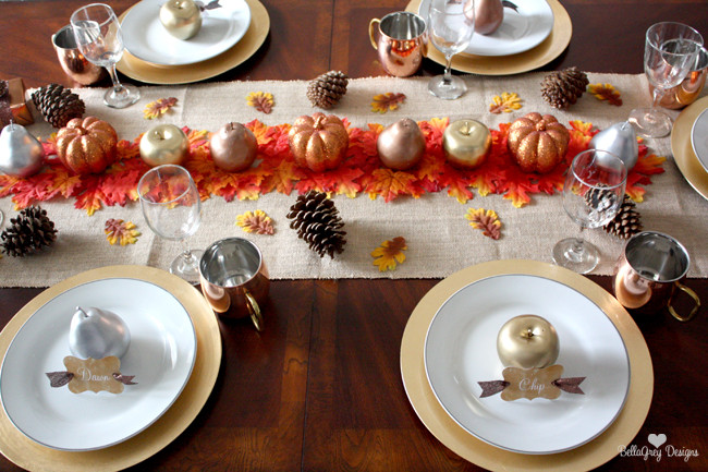 Fall Dinner Party Ideas  Fall Dinner Party Ideas