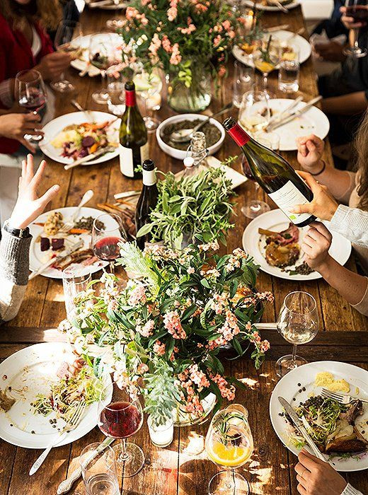 Fall Dinner Party Menu  17 Best images about STORIES