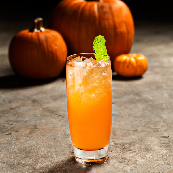 Fall Drinks With Vodka  A Pumpkin Smash Fall Cocktails