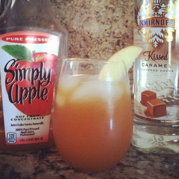 Fall Drinks With Vodka  Fall drinks Smirnoff and Caramel vodka on Pinterest