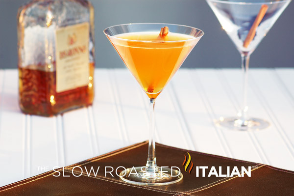 Fall Drinks With Vodka  Caramel Apple Pie Martini The Ultimate Fall Cocktail
