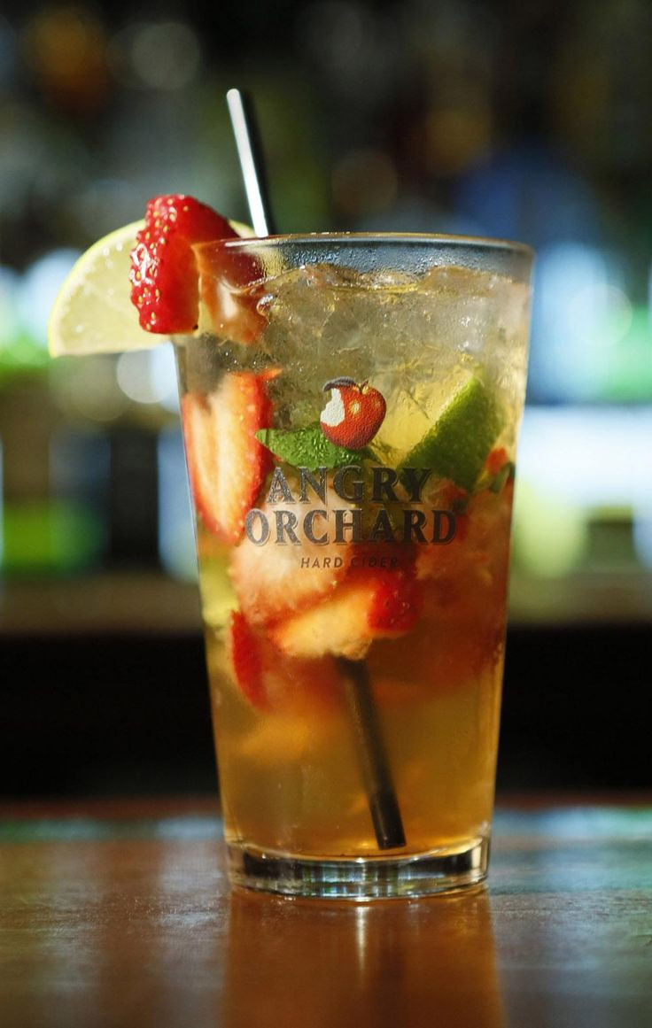 Fall Drinks With Vodka  10 Cider Cocktails to Make You Fall for Autumn