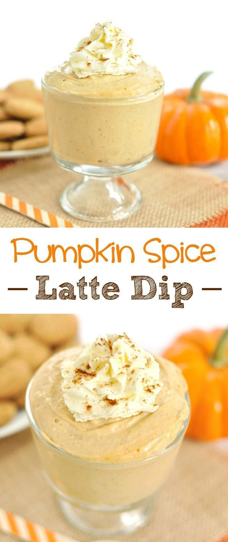 Fall Flavors For Desserts  All the flavors of a pumpkin spice latte into a festive