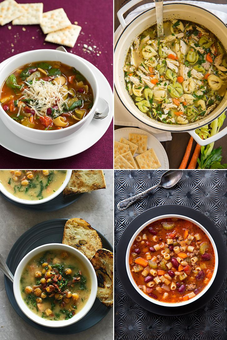 Fall Italian Recipes  16 Italian Soup Recipes to Get You Through the Chilly