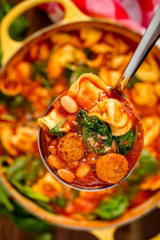 Fall Italian Recipes  12 Italian Soups You Need To Make This Weekend