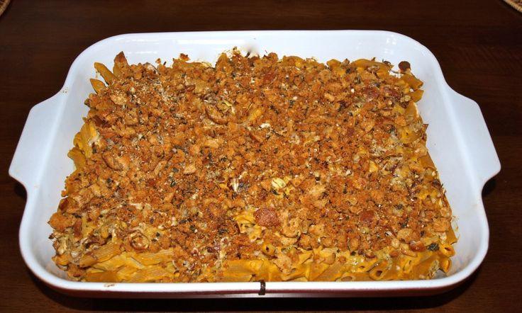 Fall Main Dishes  Fall main dish pumpkin and pasta Dinner