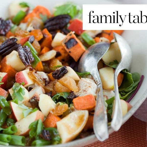 Fall Main Dishes  Fall Main Dish Salad Recipes