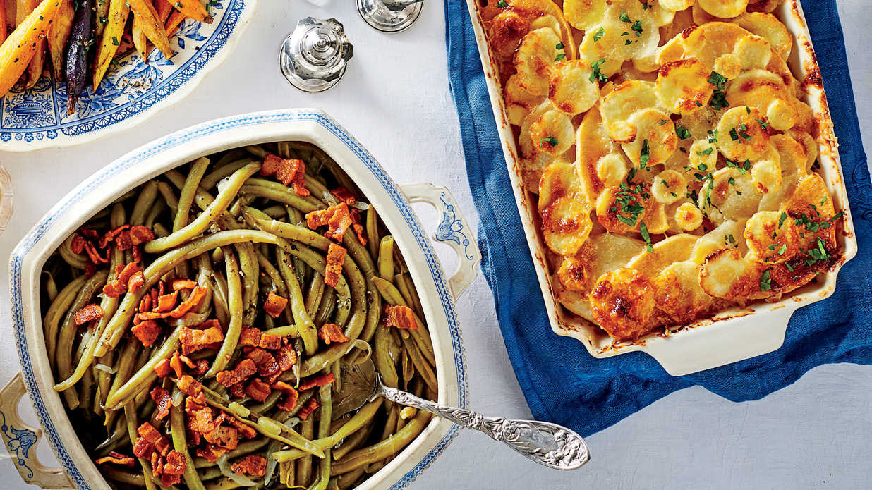 Fall Main Dishes  Our Favorite Fall Side Dishes That Belong at Your Next