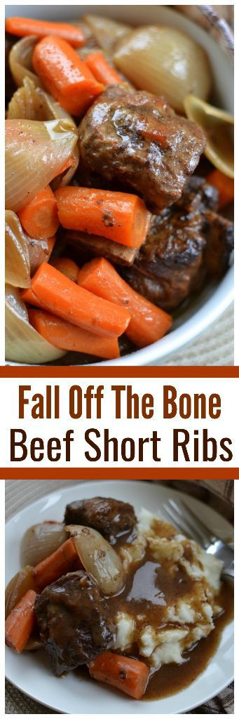 Fall Off The Bone Beef Ribs  Fall f The Bone Beef Short Ribs