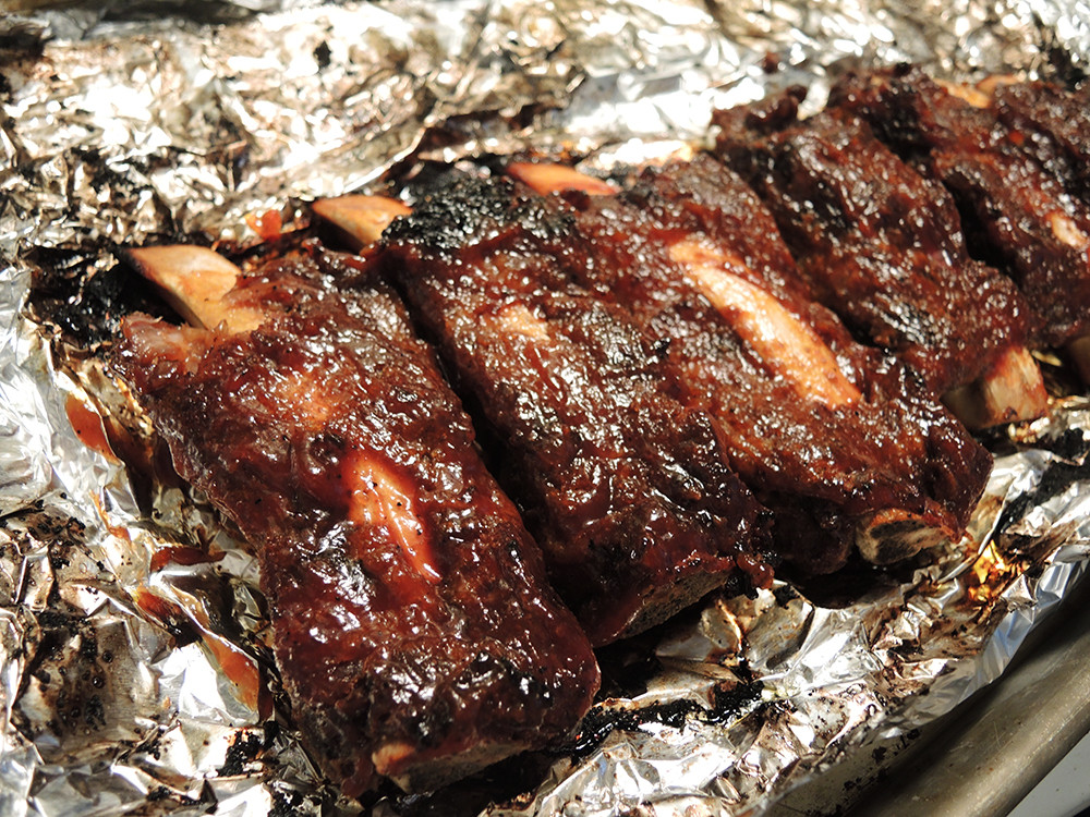 Fall Off The Bone Beef Ribs  Dry Rubbed Fall f The Bone Beef Ribs in the Oven – Man