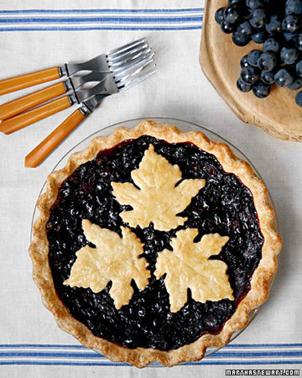 Fall Pie Recipes  Fall Harvest Desserts