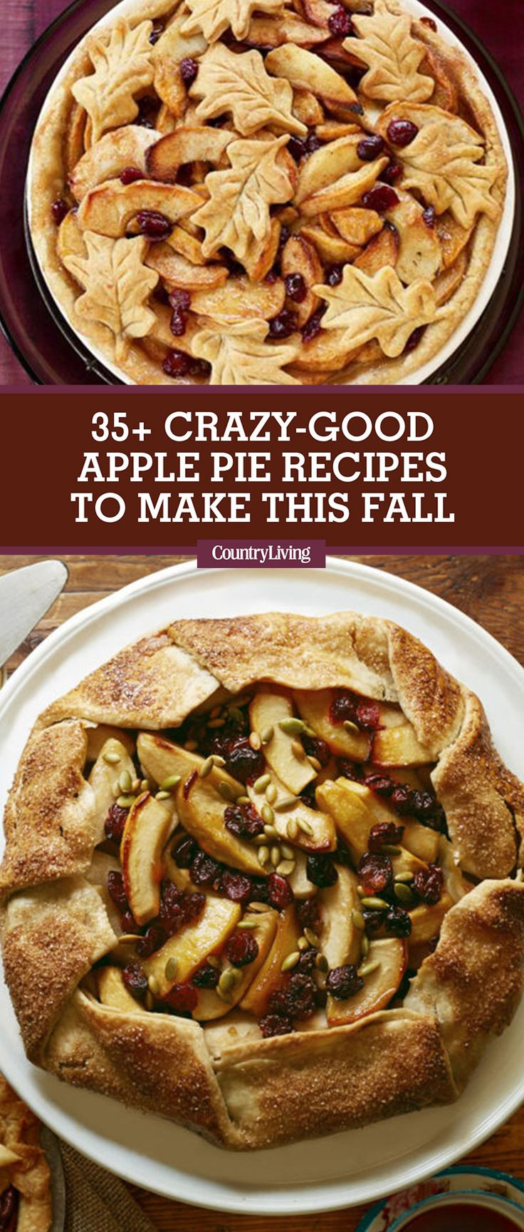 Fall Pie Recipes  2994 best Recipes for the Ultimate Fall images on