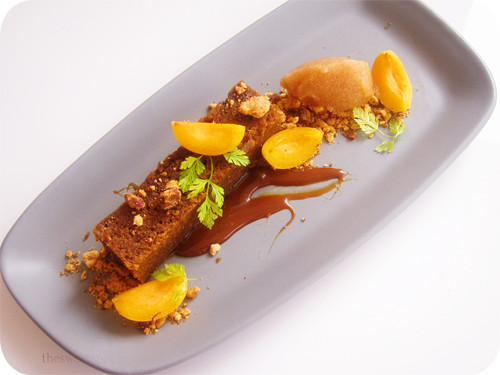 Fall Plated Desserts  1000 images about Plating Desserts on Pinterest