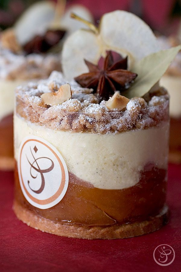 Fall Plated Desserts  The 25 best French pastry school ideas on Pinterest