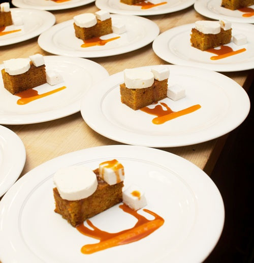 Fall Plated Desserts  13 best images about Deconstructed on Pinterest